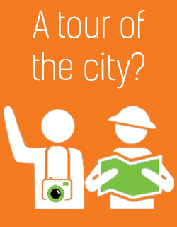 A tour of the city?