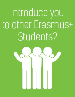Introduce you to other Erasmus+ Students?
